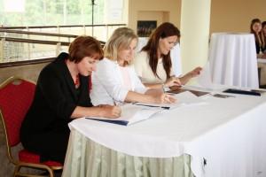 Podpisanie porozumienia o współpracy z Powiatem Piaseczyńskim