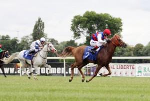 Alladyn wygrywa Derby Arabskie 2015