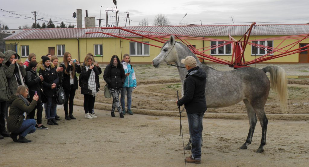 Wizyta uczniów z Piaseczna w SK Belżyce